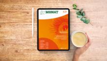 DER MONAT 05.2021 ist online